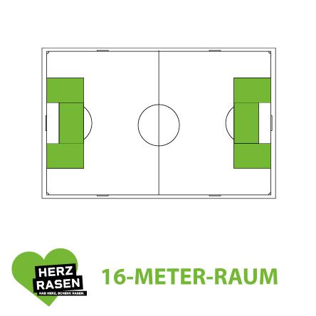 16 Meter Raum